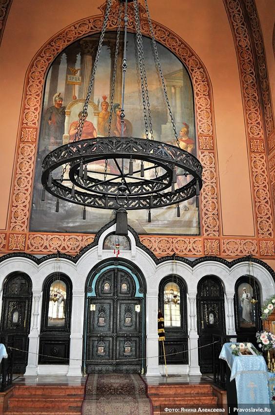 Церковь равноапостольной Марии Магдалины в Гефсимании (РПЦЗ)