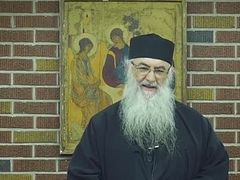 (VIDEOS): Two Talks of Elder Zacharias of Essex at St. Tikhon's Monastery