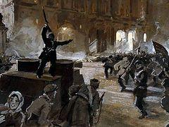 Мифы о революции 1917 года.
