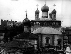 The Lost Altars of Sretensky Monastery