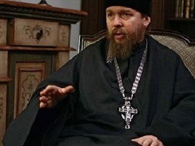 Metropolitan Tikhon Shevkunov Of Pskov And Porkhov