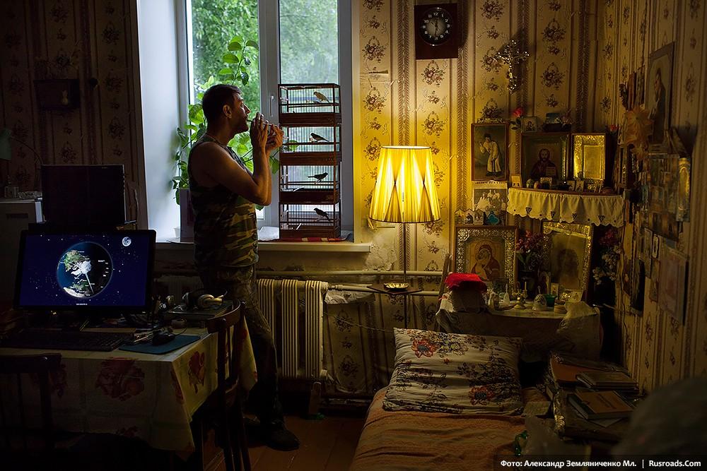 Павлово-на-Оке и некоторые его жители