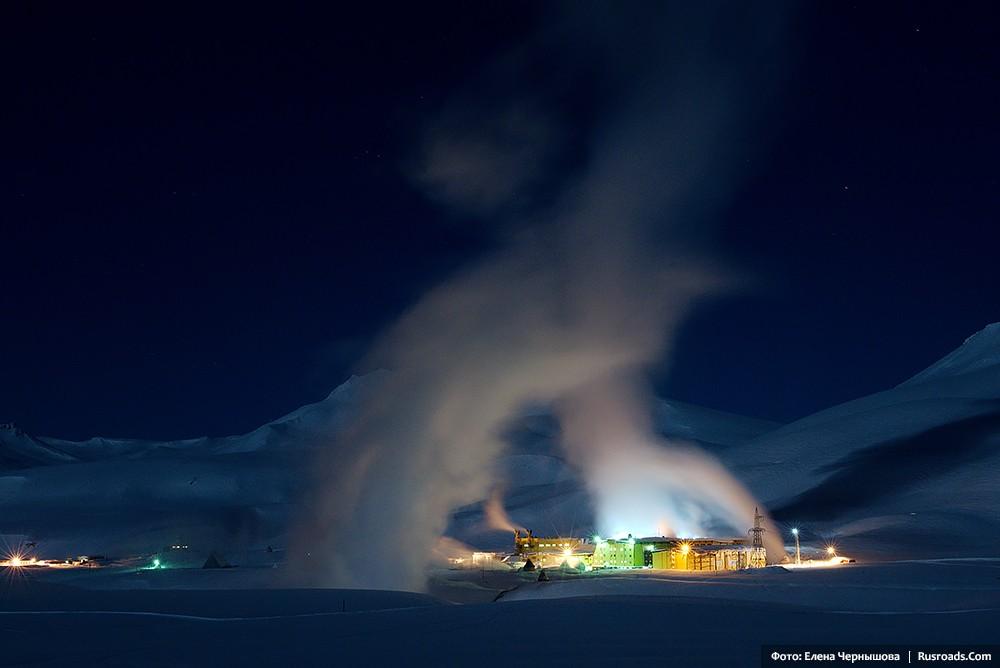 Жизнь на вулкане. Мутновская ГеоЭС