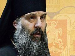 Pat. Ilia announces Locum Tenens of Georgian Church