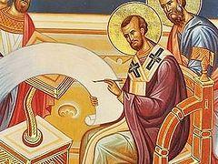 St. John Chrysostom and His Liturgy