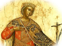 """""""No Saint was loved in the West more than St. Catherine"""""""