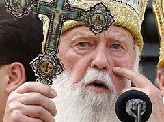 """Russian Church certain of authenticity of """"Pat."""" Philaret's letter"""