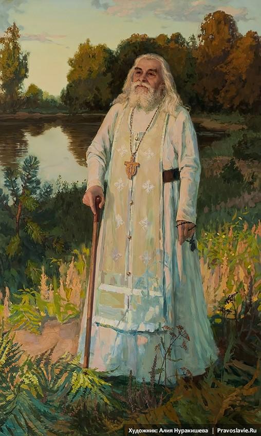Πορτρέτο του Αρχιμανδρίτη Ιωάννου (Κρεστιάνκιν)
