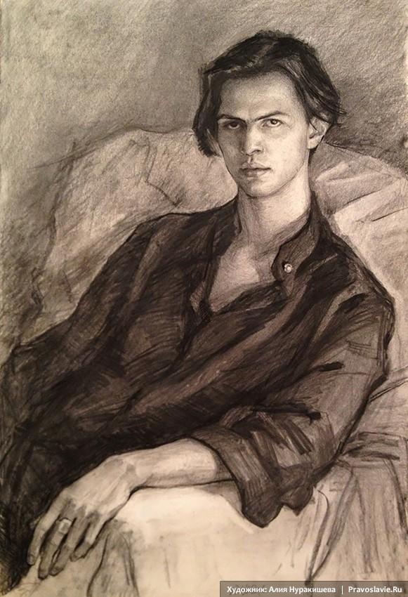 Πορτρέτο του μαέστρου Θεοδώρου Κουρεντζή