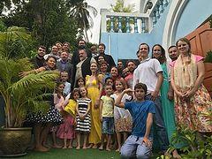 First Orthodox church on Ko Pha-ngan Island, Thailand consecrated
