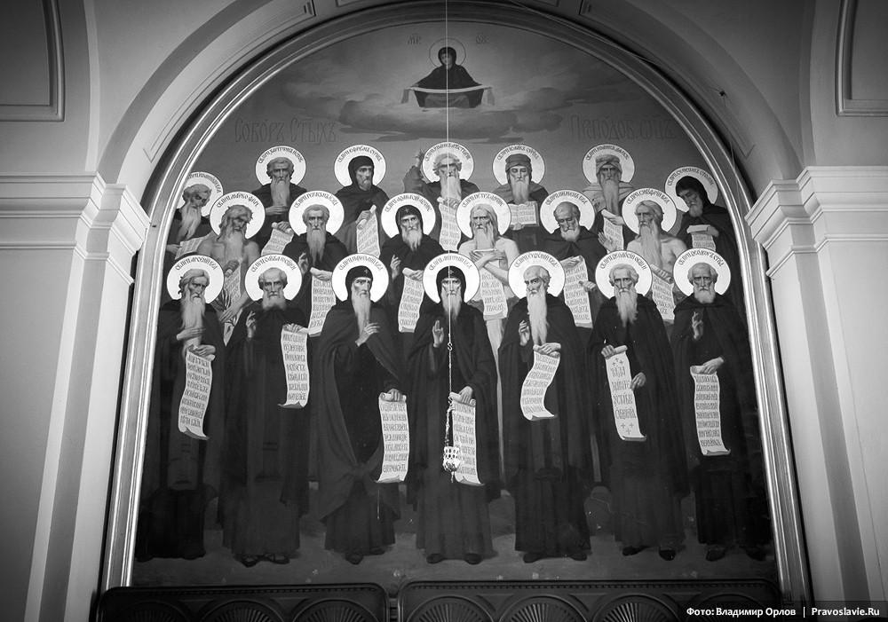 Собор Святых Преподобных Отцов