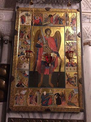 Покровитель монастыря