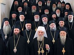 Serbian Church reportedly bewildered by decision of Bulgarian Church regarding Macedonian Church