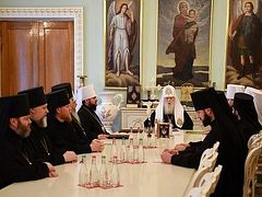 The Lord will force all to accept the autocephaly of the Kiev Patriarchate, schismatic synod says