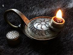 Acquire and fill your lamps with the oil of virtue