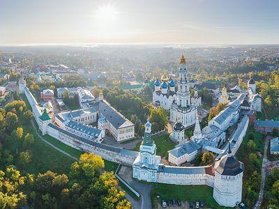 Сергиев посад ожидает масштабная реконструкция