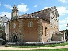 Церковь Королевства франков в VII столетии