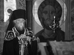 Optina abbot Archimandrite Benedict reposes in the Lord