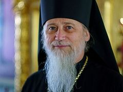 Archimandrite Sylvester of Kiev Caves Lavra reposes in the Lord