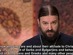 VIDEO: Russian Priest Explains Why Westerners Are Converting To Orthodox Christianity