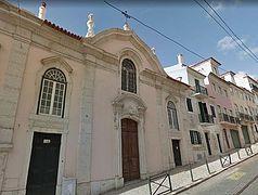 Russian Church given use of church in Lisbon