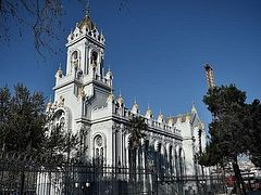 Constantinople's Bulgarian Iron Church reopens after restoration