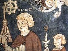 St. Fructuosis of Tarragona, Spain