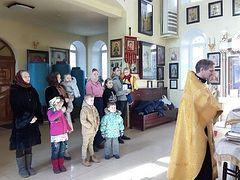 Children saved from abortion baptized in Vladivostok