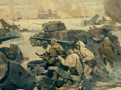 Мифы о Сталинградской битве