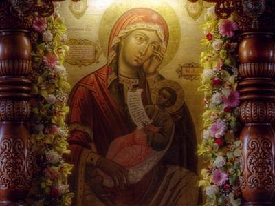 "The Icon of the Mother of God ""Assuage My Sorrows:"" The Story of its Appearance and Miracles"