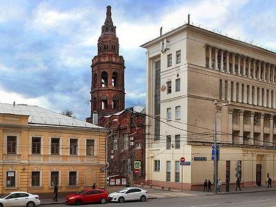 Росимущество передало Церкви здание бывшего храма святителя Николая в Новой Слободе