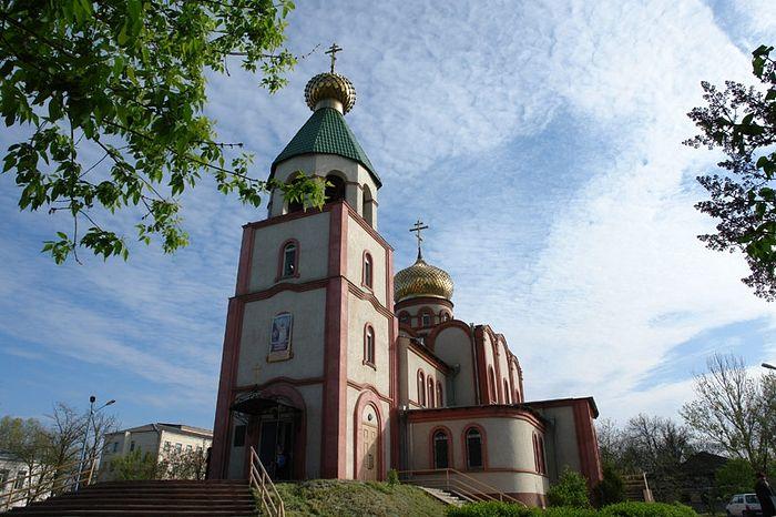 Кизляр, храм вмч. Георгия