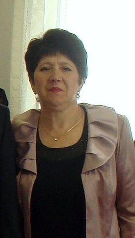 Вера Сергеевна Блинникова