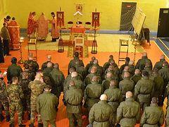 «Для священника в армии главное – быть полезным»