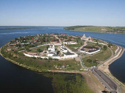 У Свияжска и собора Казанской иконы Божией Матери появятся паломнические службы