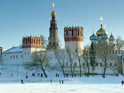 В Москве пройдет конференция посвященная реставрации Новодевичьего монастыря