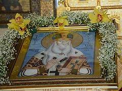 St. Seraphim (Sobolev) the Wonderworker, link between Russian and Bulgarian Churches, celebrated in Sofia