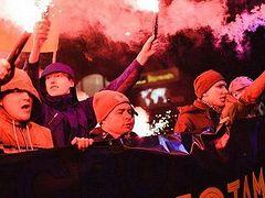Ukrainian radicals threaten authorities in Chernigov for cooperation with canonical Ukrainian Church