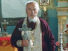 Archpriest Ioann Miseyuk, oldest priest of Belarusian Church, reposes in the Lord