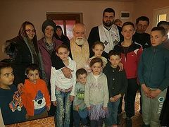 GOOD DEED: Romanian Orthodox villagers buy house for family with 9 children