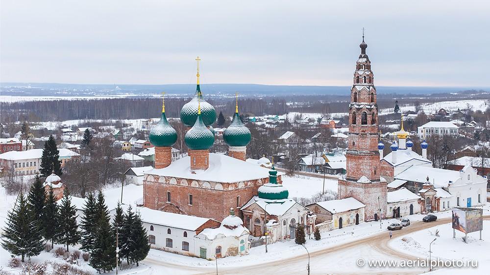 Церковь Рождества Пресвятой Богородицы, с. Великое