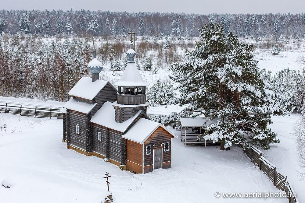 Ιερός Ναός Αγίου Κασσιανού του Ούτσμα και Αγίας Αναστασίας Φαρμακολύτριας, χωριό Ούτσμα