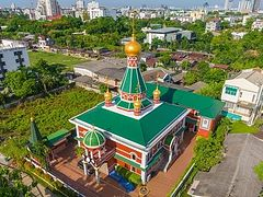 8 parishes added to Thailand deanery of Moscow Patriarchate
