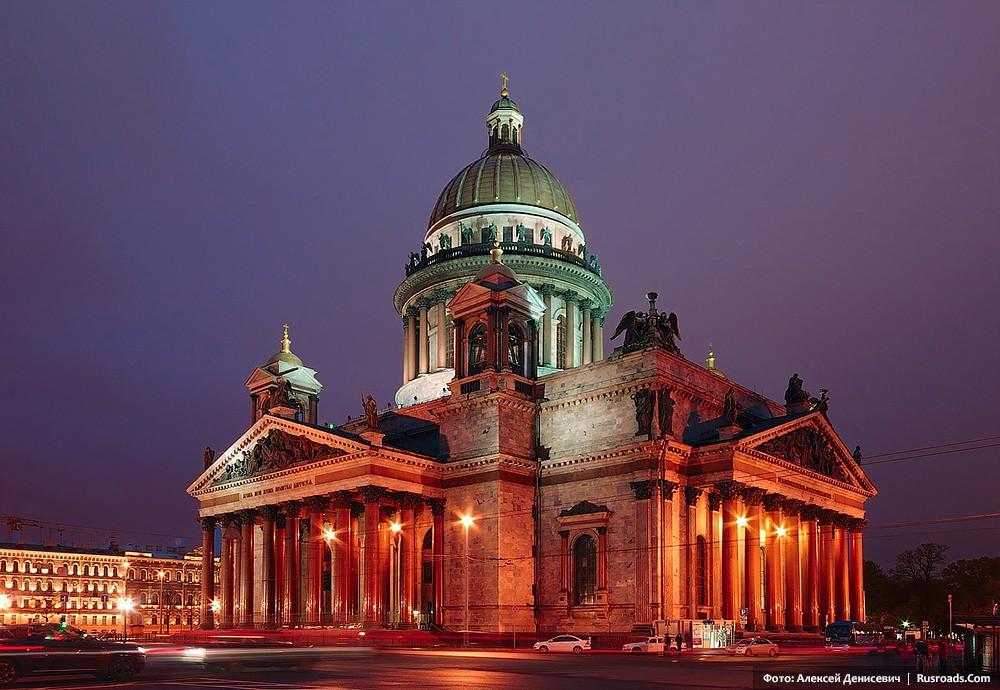 Собор преподобного Исаакия Далматского (Исаакиевский собор) г.  Санкт-Петербург