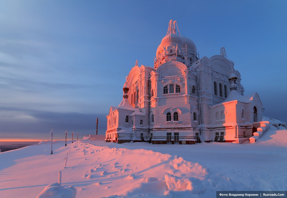 Белогорский Никольский монастырь