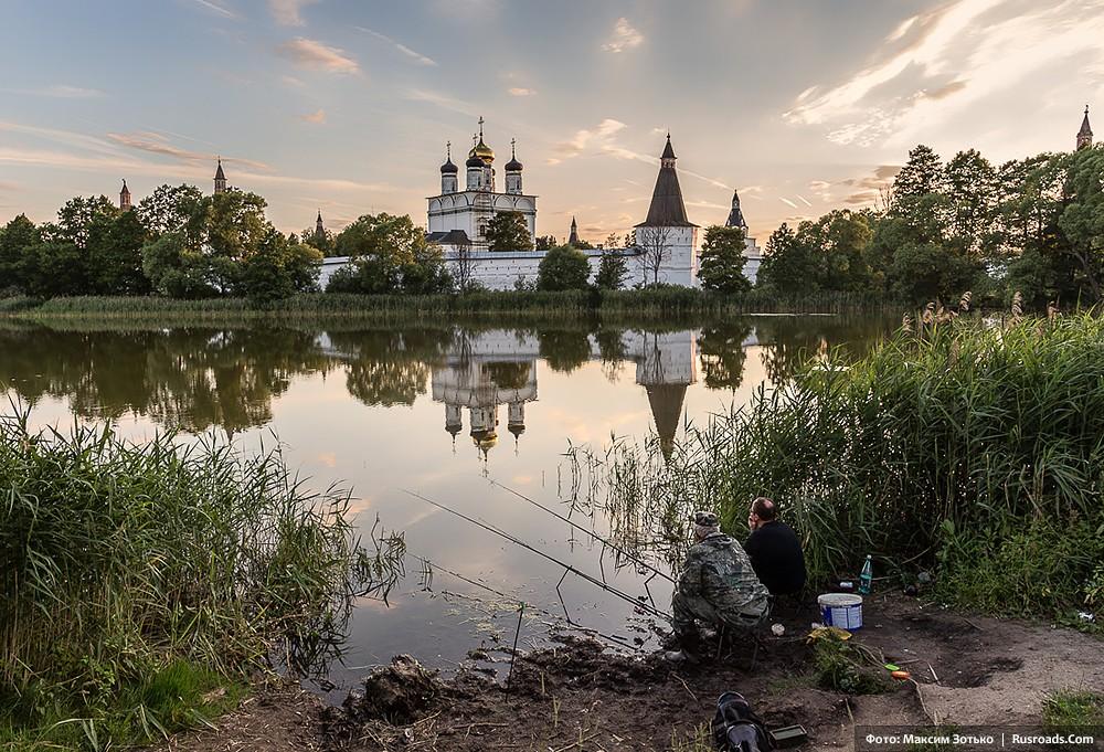 Ιερά Μονή Κοιμήσεως της Θεοτόκου στο Τεριάεβο (περιοχή της Μόσχας), που ιδρύθηκε από τον Όσιο Ιωσήφ