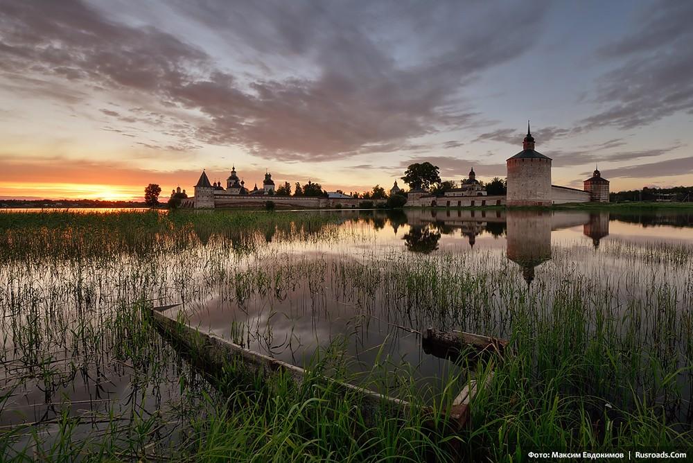 Кирилло-Белозерский Успенский мужской монастырь