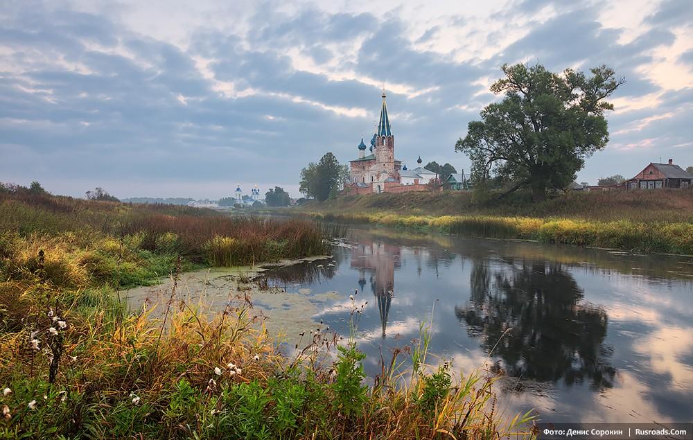 Благовещенский храм. Подворье Дуниловского Успенского монастыря