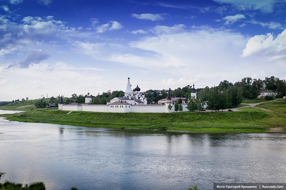 Ιερά Μονή Κοιμήσεως της Θεοτόκου στην πόλη Στάριτσα