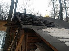 PERSECUTION: Arson committed against Orthodox parish in Kiev for 7th time